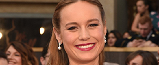 Brie Larson's Hilarious Zit Fail Is All of Us